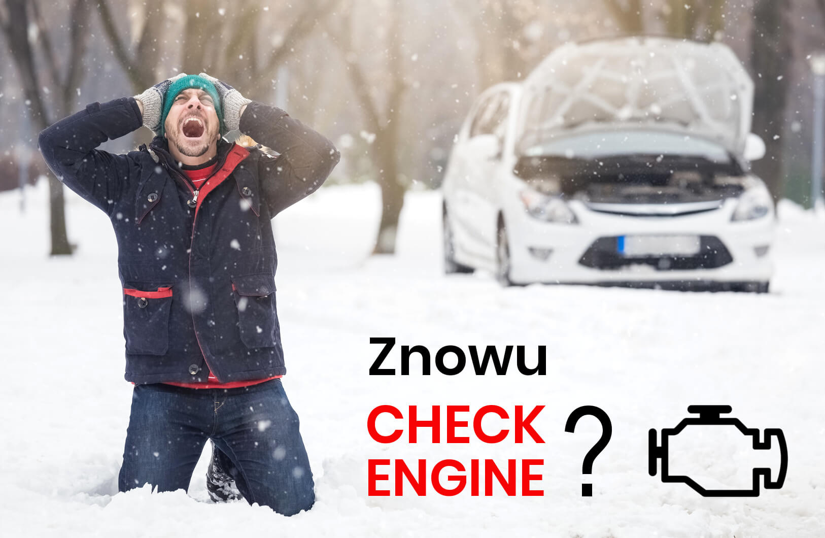 Kontrolka check engine