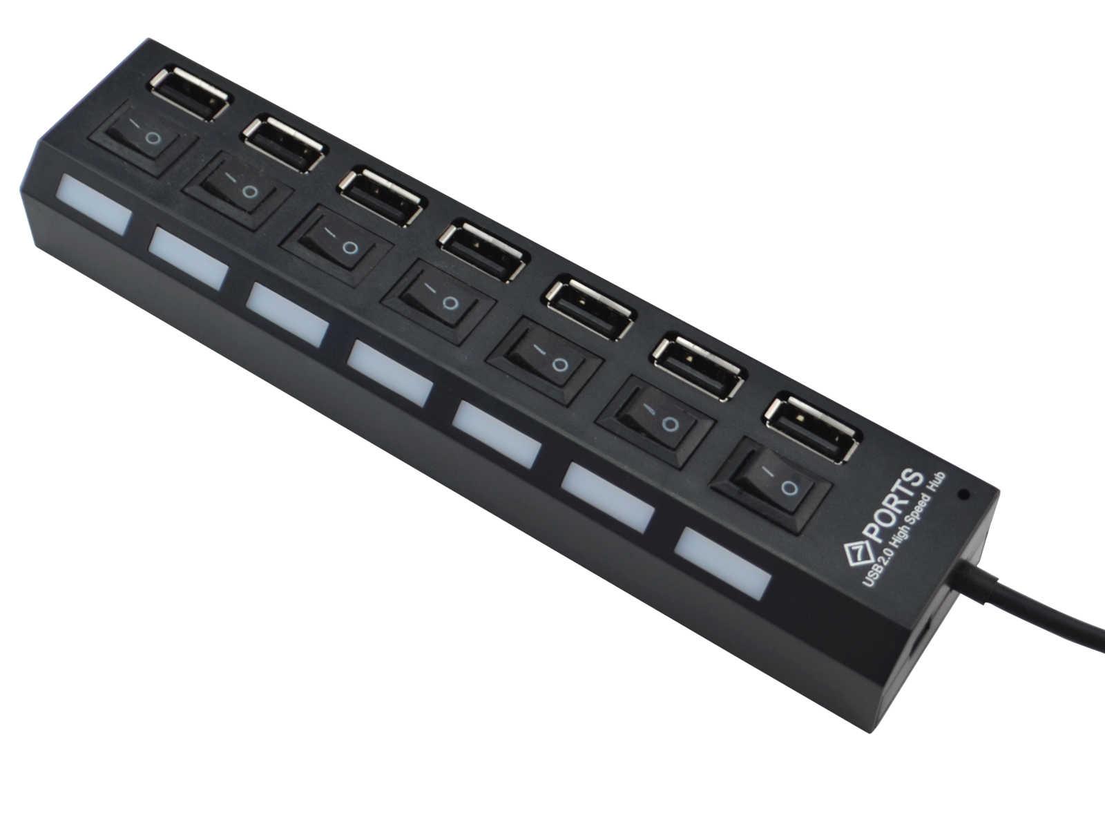 Rozdzielacz Hub port USB