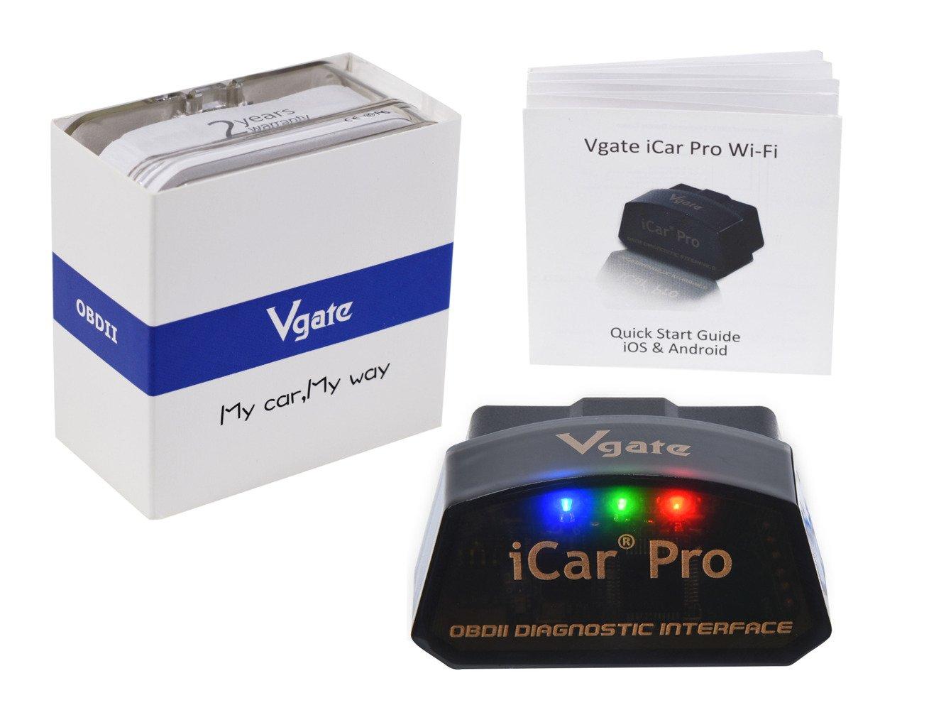 icar pro vgate wifi obd2 elm327 id49 wifi car. Black Bedroom Furniture Sets. Home Design Ideas