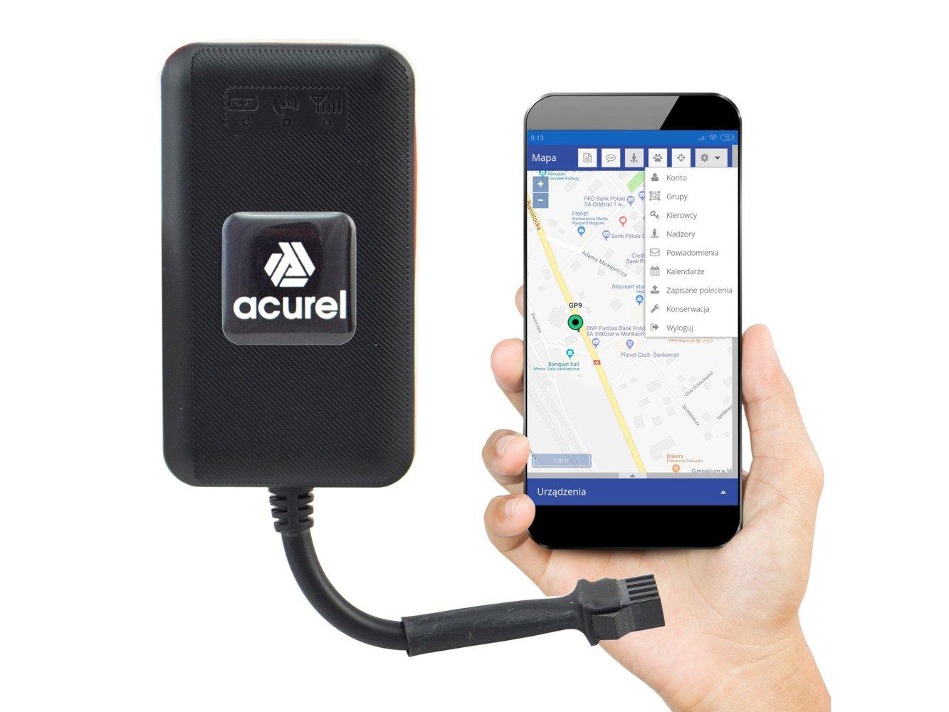 Waterproof GPS Tracker AW21