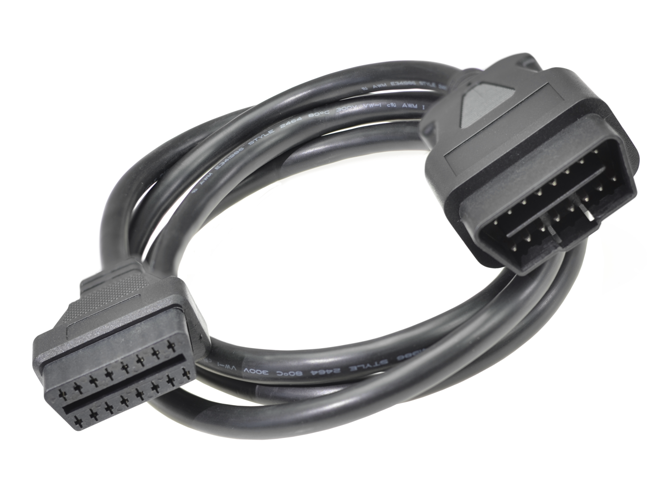 Adapter Extension Lead OBD2 150cm 16pin ID54
