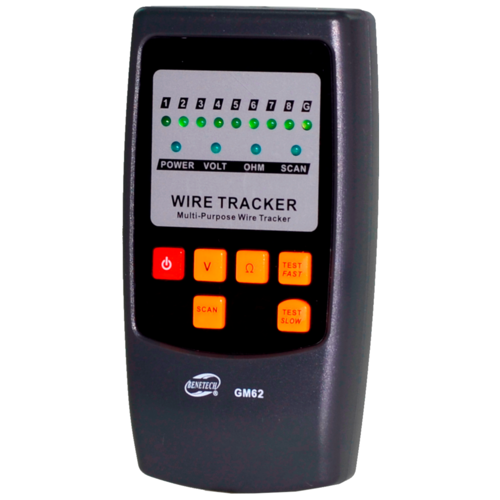Anti-interference network tester