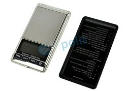 DIGITAL ELECTRONIC LCD POCKET SCALE  0,01 x 200g - WG4