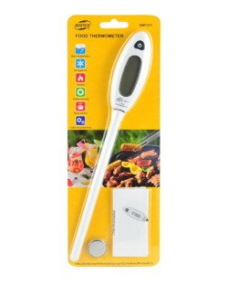 DIGITAL FOOD THERMOMETER LCD DISPLAY -50 TO 300 CELSIUS - GM12