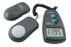 DIGITAL LUX LIGHT METER PHOTOMETER LUXMETER HIGH ACCURACY - AD25