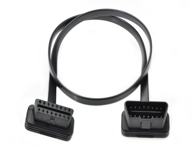 Extension Lead Adapter OBD2 60cm 16pin ID53