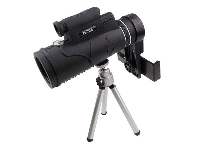 Observation telescope, lens for the phone with ZOOM 50X60 laser
