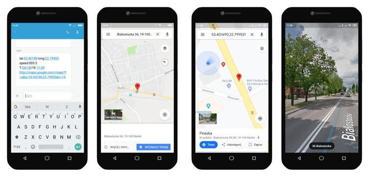 GPS tracker for car + Orange SIM card + server