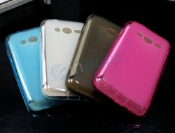 For Samsung Galaxy ACE 4 LTE G357 Soft Rubber TPU Silicone Case Cover - GS1