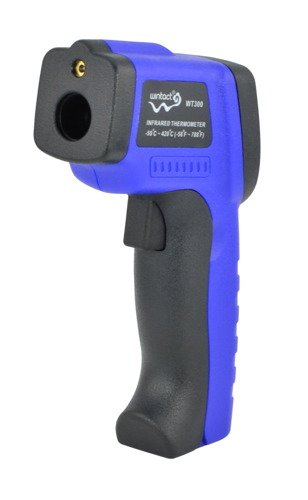 Infrared thermometer pyrometer temperature reader - AD73