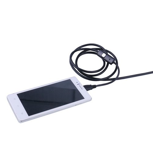 Inspection camera Endoscope PC android 5m 5.5mm - VG5