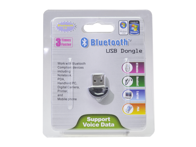 Mini USB 2.0 BLUETOOTH DONGLE WIRELESS SMALLEST ADAPTER - BD5