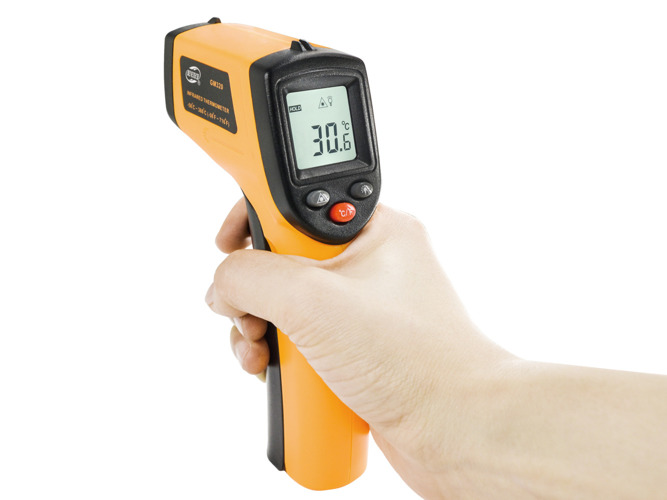 Non-Contact Laser Infrared Thermometer Temperature Gun Pyrometer - AD65