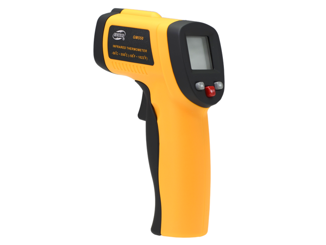 Non-contact Digital Infrared Thermometer Laser Temperature Gun - AD66