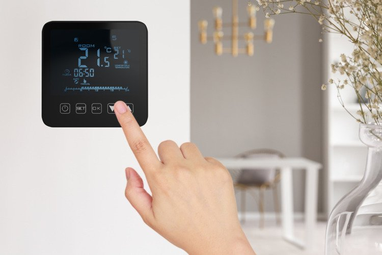 Touchscreen Thermostat 3A 24/7