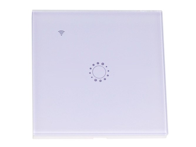 WIFI TOUCH SWITCH ONE GANG AW23
