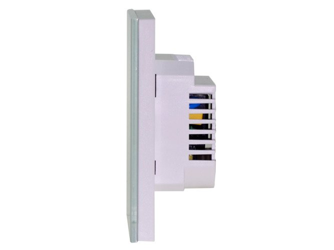 WIFI TOUCH SWITCH TWO GANGS AW24