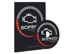 Diagnostic program SDPROG OBD2 WIN iOS Android KOD ID39A