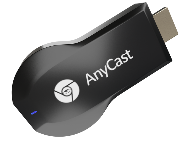 Adapter HDMI WiFi do TV  Anycast Miracast